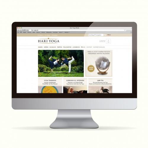 Homepage-HariYoga