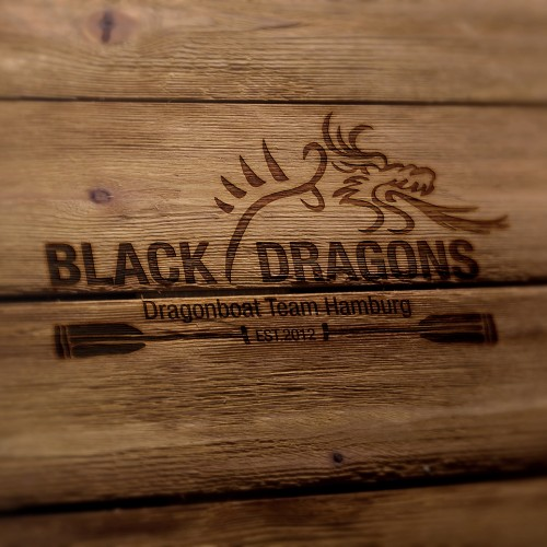 Logo Blackdragons