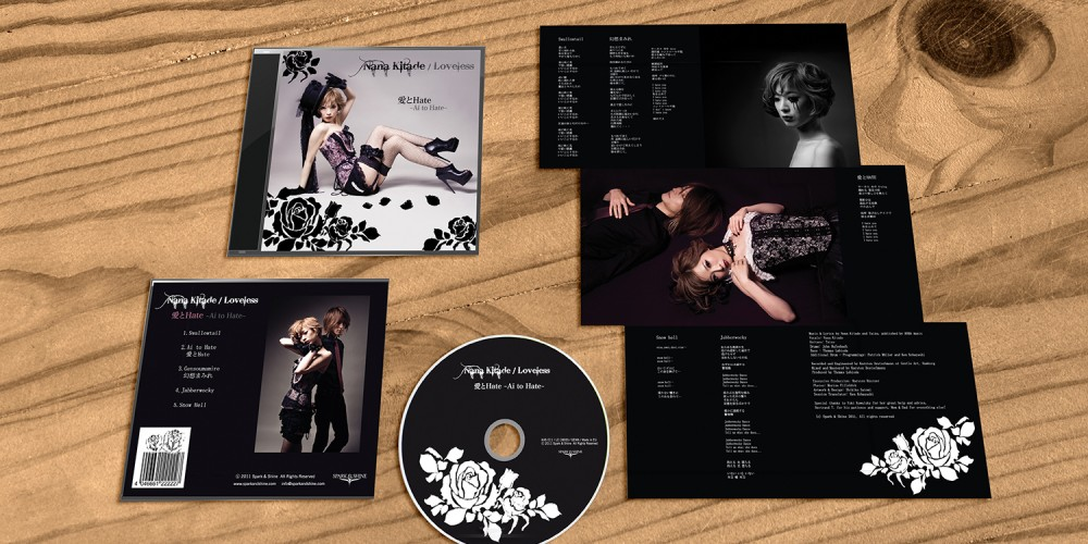 Nana Kitade CD-Cover