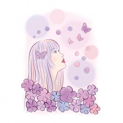 Illustration-Shiki-Nichinichisou