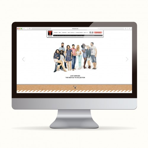 Homepage Timezone
