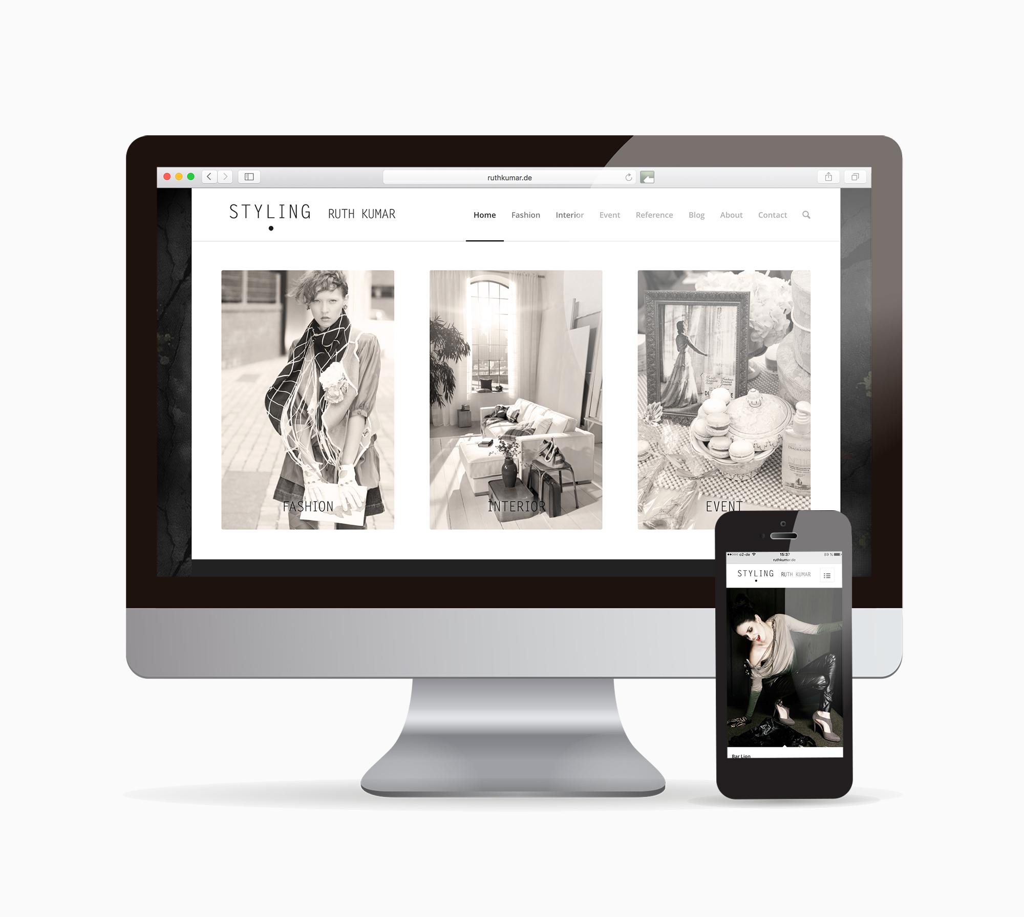 Homepage-StylingRuthKumar